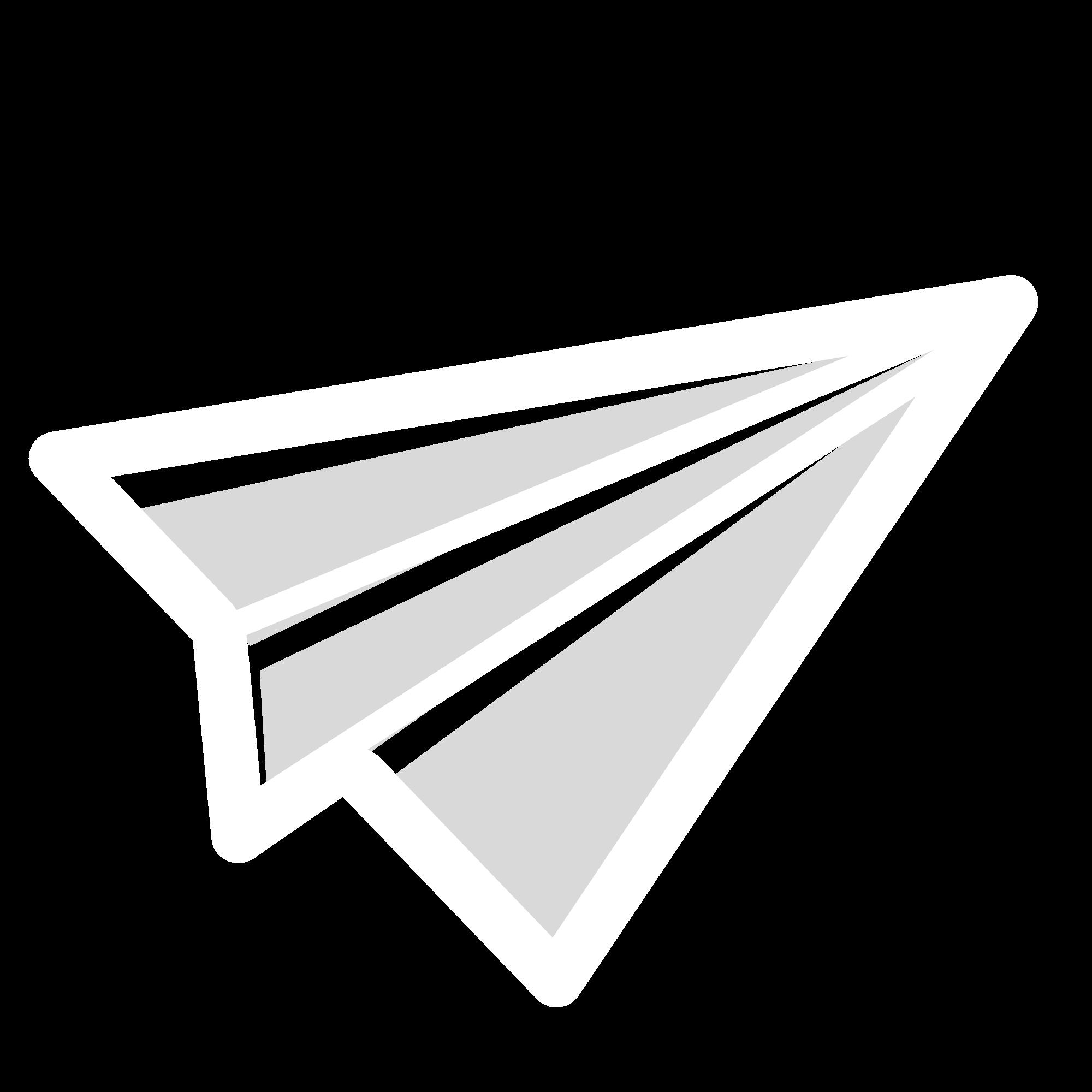 Expand Icon White